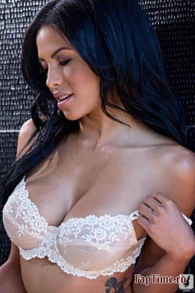 Kylie Johnson,фотосет в нижнем белье