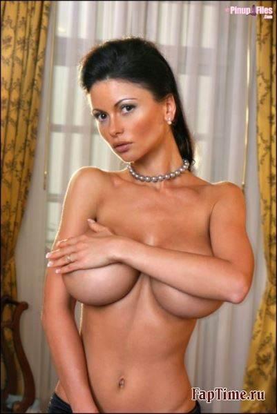 Veronika Zemanova Model Hottest Bella Modelo Muy Sexy