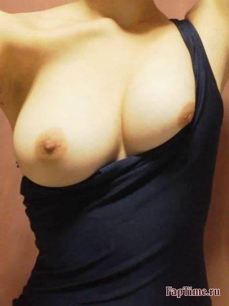 Большие голые сиськи из частных коллекций