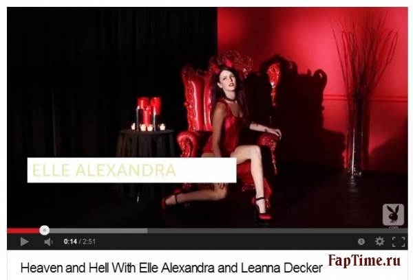 Elle Alexandra и Leanna Decker