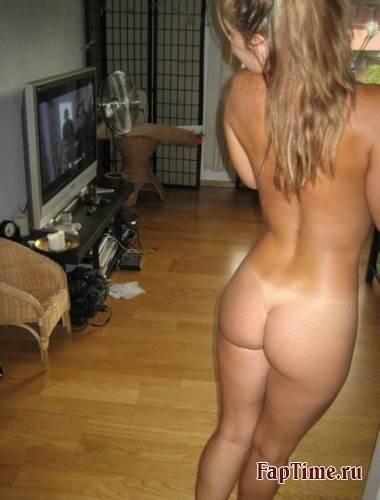 Голые женские попки, фото.