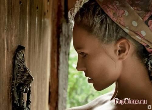 Сельский фотосет от Playmates девушки Iza Sala