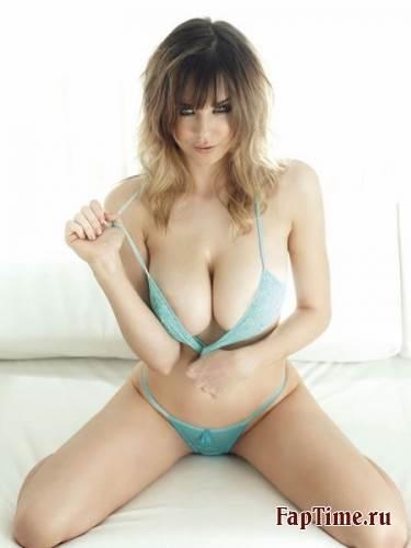 Danielle Sharp, биография модели