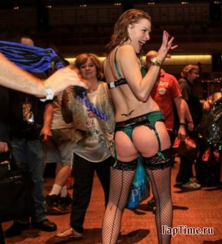 Adult Entertainment Expo 2015- все достижения порноиндустрии