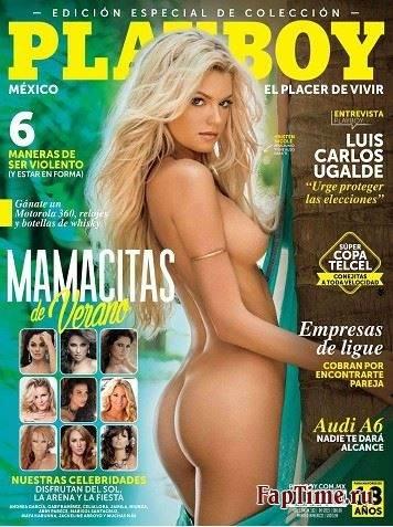 PlayBoy México (Mamacitas del Verano) - июнь 2015