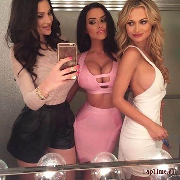 Фото девушек в облегающих платьях