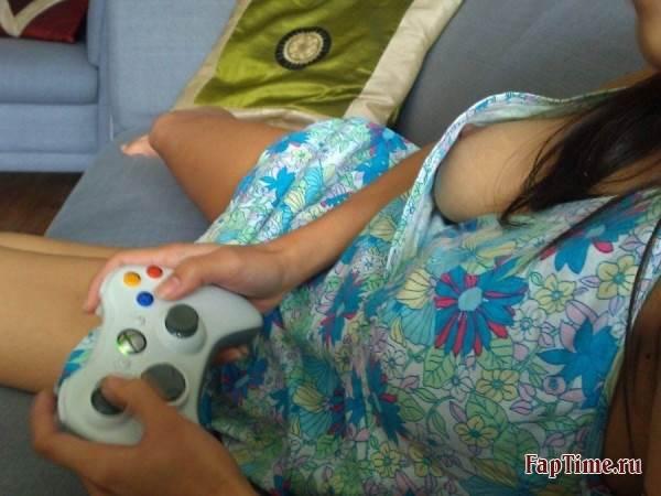 Фото домашних девочек на FapTime
