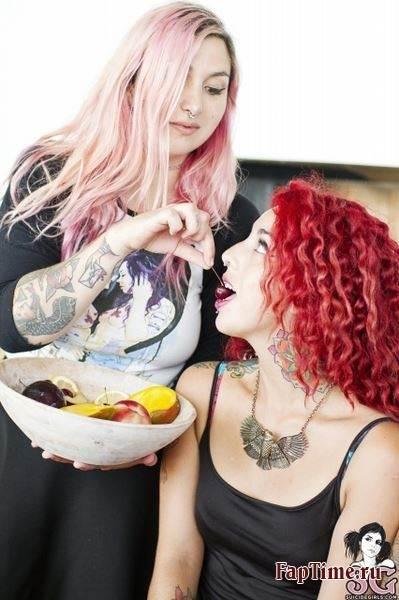 Talena + Aymi - Fruta y Jugo